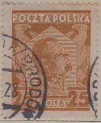 Poland 262a H889