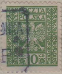 Poland 277 H889