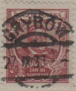 Poland 279 H889