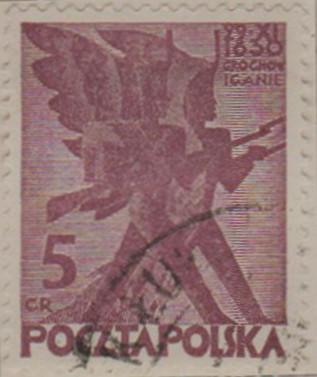 Poland 280 H889