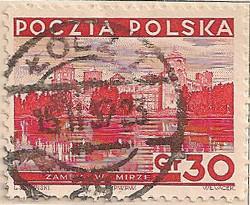 Poland 322 H891