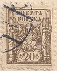 Poland 72 H883