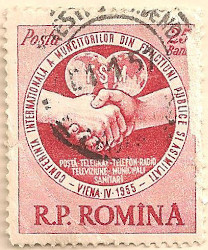 Rumania-2370-AN144