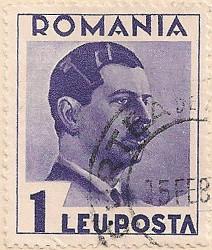Rumania 1312 H961