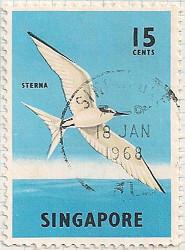 Singapore 70a i98