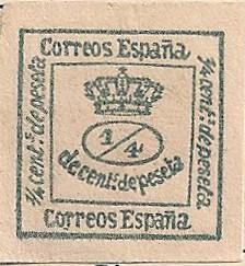 Spain 186 H1060