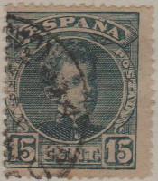 Spain 295-1 H1062