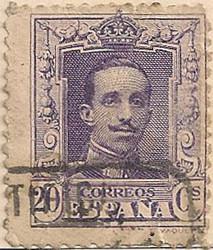 Spain 382 H1064