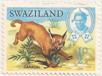 Swaziland 161 i73
