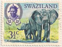 Swaziland 165 i73