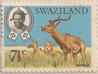 Swaziland 167 i71
