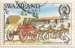 Swaziland 453 i72