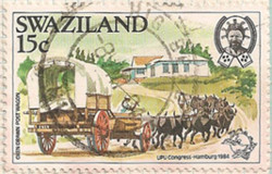 Swaziland 454 i72