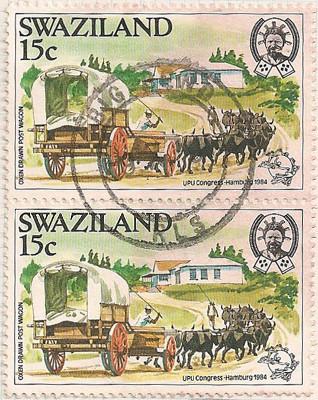 Swaziland 454 i73