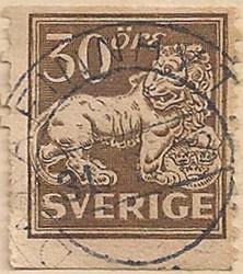 Sweden 101 H1097