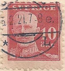 Sweden 102a H1097