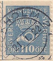 Sweden 114 H1097