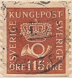 Sweden 115 H1099