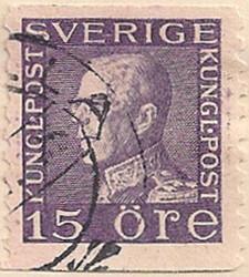 Sweden 121 H1097