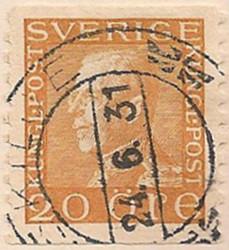 Sweden 126 H1097