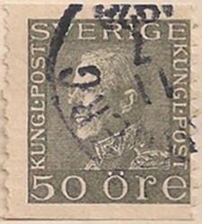 Sweden 139a H1097