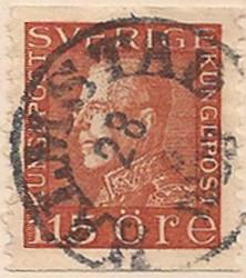 Sweden 141 H1097