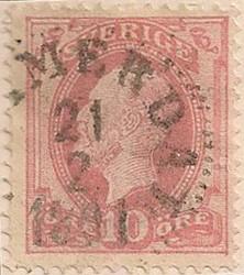 Sweden 34 H1094