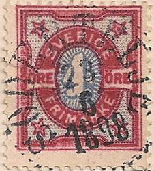 Sweden 44 H1095