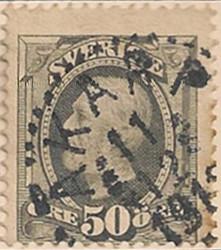 Sweden 53 H1094
