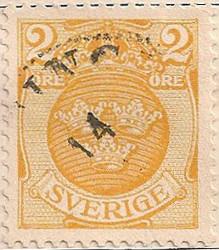 Sweden 66 H1095