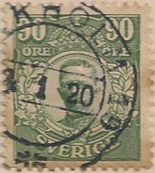Sweden 85 H1096