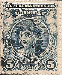 Uruguay 232b H1204