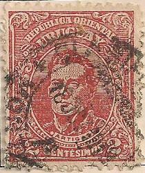 Uruguay 299 H1205