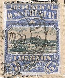Uruguay 353 H1206