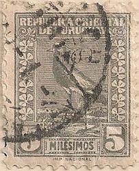 Uruguay 450 H1207