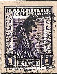 Uruguay 543 H1209