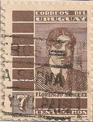 Uruguay 754 H1216