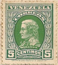 Venezuela 340 H1223