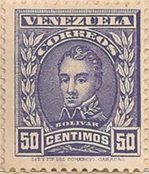 Venezuela 344 H1223