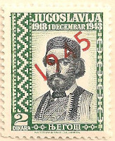 Yugoslavia-477-overprint-AN245