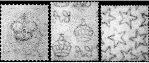 Postage Stamp Watermarks
